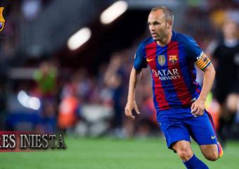 Iniesta Menantikan Pertandingan Hebat Di Camp Nou