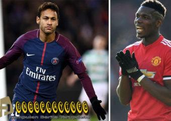 Pogba Merasa Senang Jika Bisa Bermain Dengan Neymar Jr