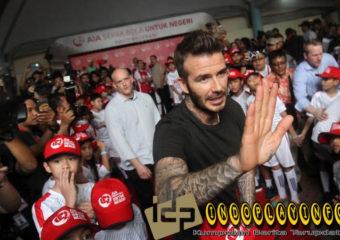 Ungkapan David Beckham Saat Berada Di Jakarta