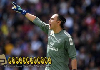 Keylor Navas Akan Berpisah Jalan Dengan Real Madrid