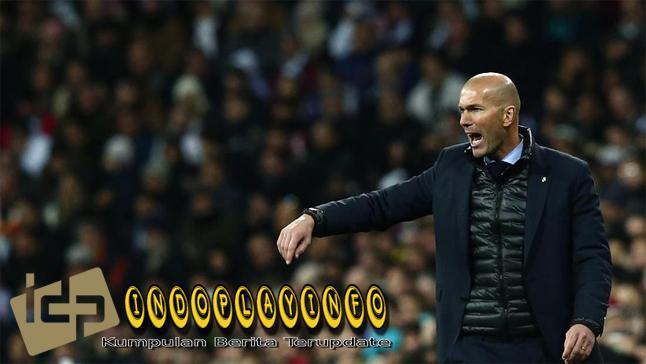 Zidane Pastikan Tak Ada Celah Untuk Barcelona di EL Clasico